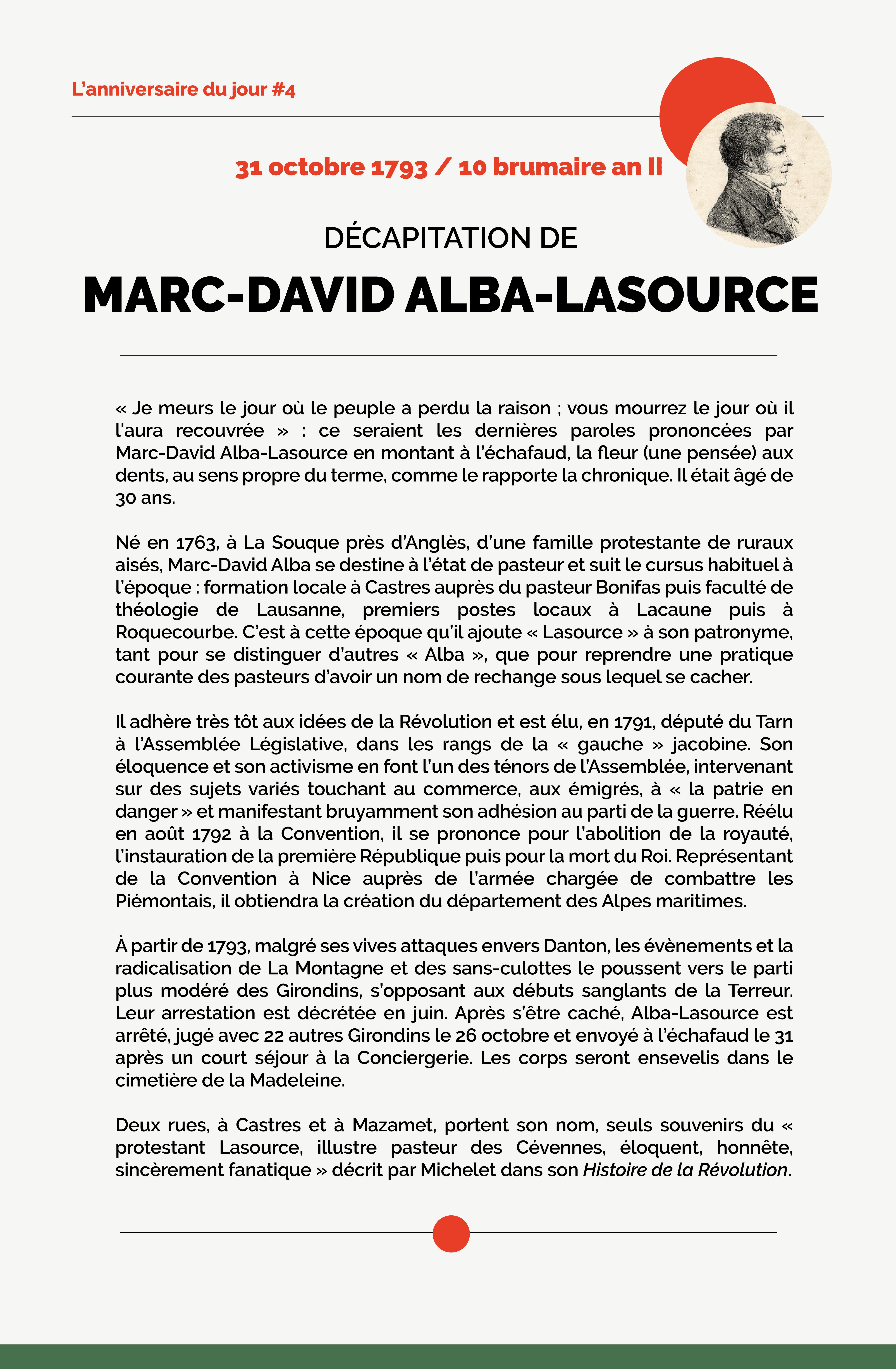 Anniversaire-Tarnais-Marc-David Alba-Lasource